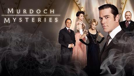Cast of Murdoch Mysteries
